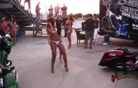 Harley Explosion II Bikini Contest July 12th NorthStar Dragway