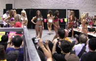 HAWAIIAN TROPIC BEST BIKINI CAR SHOW !