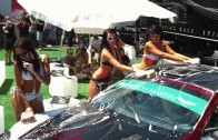 Hexis Racing Sexy Car Wash