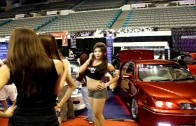 Honda – Hot Import Nights 2011 KL, Malaysia