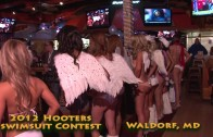 Hooters Bikini Contest Waldorf MD 2012