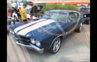Hooters Car Show South Saint Louis Missouri 2013-8-18