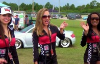 HOT CARS & HOT GIRLS Crazy Drifting, Loud engine and FUN.