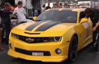 Hot Girls Car Wash – Chevrolet Camaro –  Video
