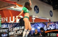 Hot Import Nights GoGo Footage at George R. Brown, Houston, Texas 8-31-13