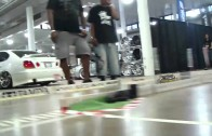 Hot Import Nights Hawaii Hyper Drift R/C Drift Demo 2011