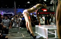 Hot Import Nights HIN Models 2012 L.A. Convention Center MVI_4078.MOV