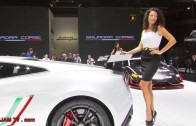 Hot Show Girl Lamborghini Squadra Corse HD 2014 Sexy Commercial – 2015 Super Cars TV HD