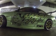 Hyper Drift x Hot Import Nights 2013 RC Drift Demo Trailer