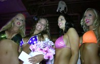 Hot 100 Bikini Contest Finale Party (2012) at Wet Republic Ultra Pool Las Vegas (HD Video)