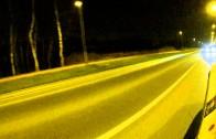 Illegal street race- Subaru Impreza WRX STI vs Audi A5 3.0 TDI