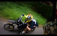 Illegal Streetrace in Germany (Highspeed)