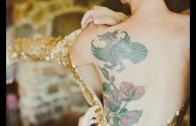 Inked-Up Brides Who Look Absolutely Stunning on Their Wedding Day