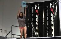 Kai Lansangan @ Motion Super Show 2011 Bikini Contest