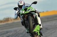 Kawasaki Ninja 636 vs Yamaha FZ1 street race