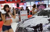 Korea Sexy Car Wash