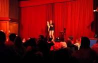 Kunt and the gang Jimmy Savile and the sexy kids @ empire bingo hall edinburgh 28/8/15