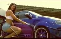 """La vecina – SEXY """"CAR WASH"""""""