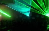 Lasershow Ausschnitt Theo Award 2012 Tuning World Bodensee Friedrichshafen