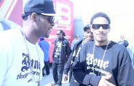 LAZIE BONE EXCLUSIVE EAZY E TRIBUTE FREESTYLE BTS 2011 DUB SHOW