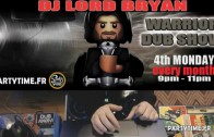 Lord Bryan   Warrior Dub Show   26 JAN 2015