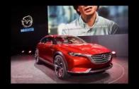 Mazda Koeru Concept 2015 Frankfurt Motor Show