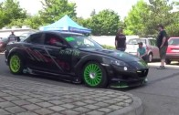 Mazda RX8 -CDT Tuning Drift & Showcar