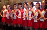 Meet the top 8 SingTel Grid Girls 2012 finalists