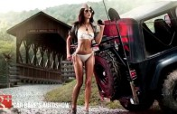 Miss Tuning Girl Cars Calendar Photoshoot Vol.2