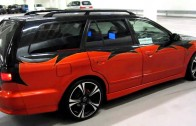 Mitsubishi Galant 2.5 V6 Showcar Tuning Teil 1