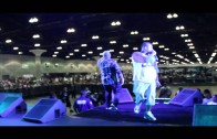 """Money Back"" performs at The 2012 L.A Dub Show at The LA Convention Center"