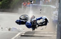 "Most Dangerous event in the WORLD 2015 – ""Isle Of Man"" Tourist Trophy 300+ Kmh Street-Race"