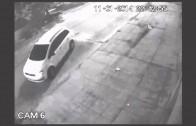 Mujer impide que le roben el auto con gas pimienta