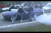 Muscle Car Street Race Duel