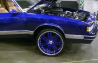 My monte carlo slab up at the dub show Dallas Texas 2012