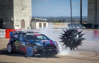 NEED FOR SPEED: KEN BLOCK'S GYMKHANA SIX — ULTIMATE GYMKHANA GRID COURSE