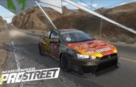 NFS ProStreet | Mitsubishi Lancer Evolution X – Speed Challenge Tuning & Test Drive