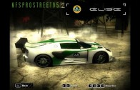 NFSPROSTREET95: Show's my car and hot to tuning a Lotus Elise (NFS MW) [HD 720p]