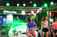 Nok usanee sexy car wash @central ladprao