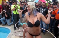 Ohio Bike Week Bikini Contest 2015