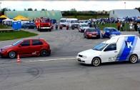 OSIJEK STREET RACE SHOW XV 06.09.2015. Škoda Fabia VRS – Konopek VW Caddy