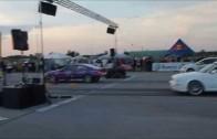 Osijek Streetrace 2013/Kl 10 finale-Audi S2(Konopek) vs Chevy Malibu(Galić) vs Opel Calibra(Buličić)