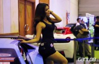 Parade Model Seksi di Hot Import Nights 2013 Jakarta