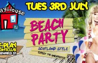 PlayHouse Beach Party ♥ 03.07.12 ♥ Video Promo by UXXV Media