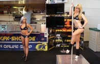 Pole Dance Girls at Tuning World Bodensee 2012