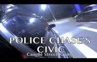 POLICE CHASE Civic (Caught Street Racing)