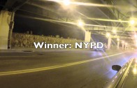Police (NYPD) Stop Street Race Before It Happens – Mopar 11 Dodge Charger RT vs Dodge Magnum RT
