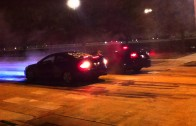 Pontiac GTO VS G8 | Street Race