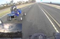 Quad Street Racing, Raptor700 vs ADLY 500S vs Hyosung TE450