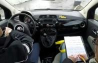 Rally Italia Talent selezione Lombardia in auto con Gigi Pirollo